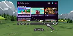 8f2756987d665 Mozilla optimiza o Firefox em nova versão para óculos de realidade virtual