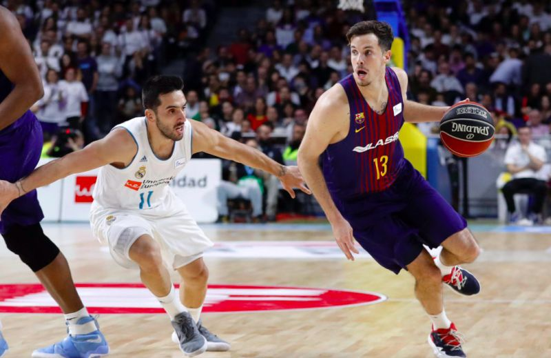 Basquetebol: Barcelona - Real Madrid