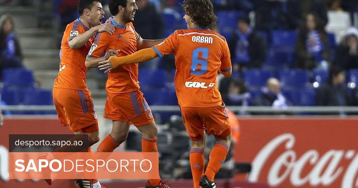 46f10ef94048b Valência vence e já é terceiro em Espanha - La Liga - SAPO Desporto