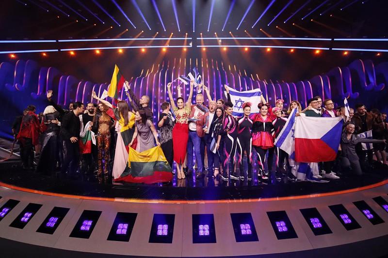 Resultado de imagem para Segunda semifinal da Eurovisão é hoje com 18 países em competição