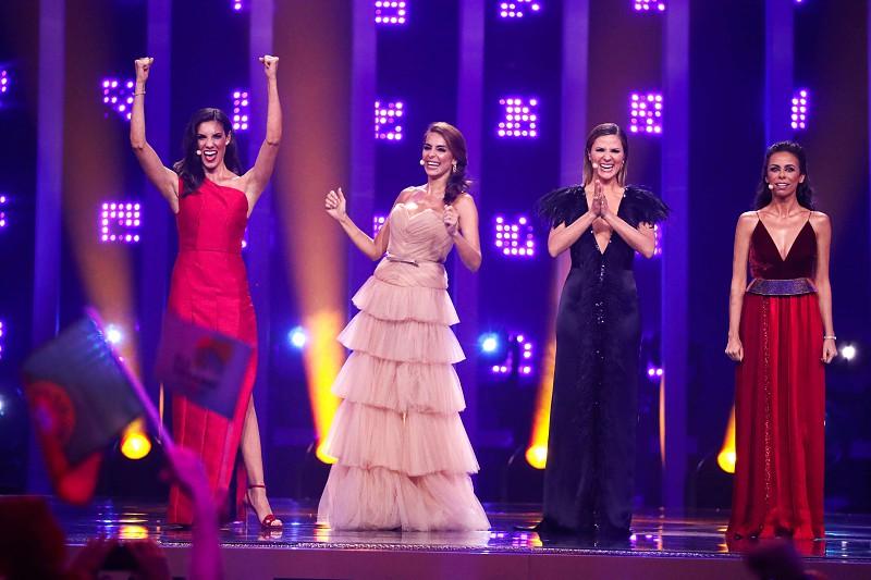 Resultado de imagem para Eurovisão: mais 10 países conquistaram viagem até à final