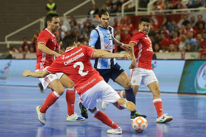 Futsal  Taça de Portugal   Benfica e Burinhosa reeditam final no arranque  dos  quartos 40a400ecb6ecd