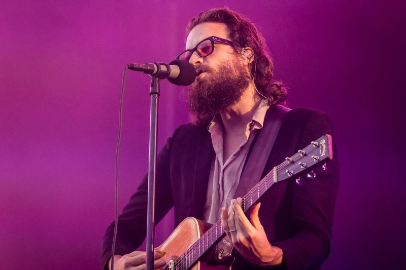 Father John Misty atua em 2019 no Vodafone Paredes de Coura