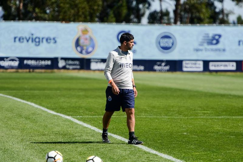 Jaime Magalhães  Sérgio Conceição vai colocar o FC Porto a jogar à Porto 2c160d8494031