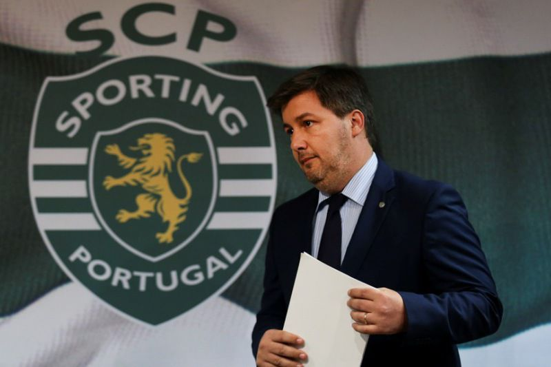Bruno de Carvalho • Bruno de Carvalho, presidente do Sporting clube de Portugal • DR