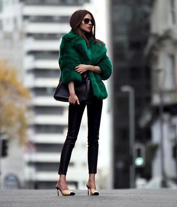 02a0b30f985 Get the Look  Peças em verde-esmeralda - Dicas e Tendências - SAPO ...