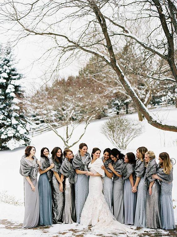 3c4ebb0c4 Diga sim ao casamento no inverno - Dicas e Tendências - SAPO Lifestyle