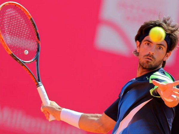 Gastão Elias e Pedro Sousa com entrada direta no 'qualifying' do Estoril Open