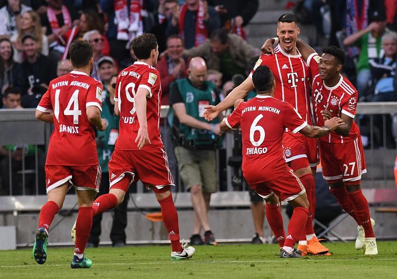 d158344bf2 Campeão Bayern Munique continua de  prego a fundo  na liga alemã ...