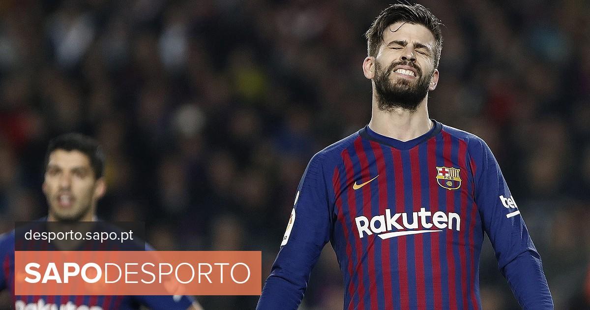 Barcelona empata em Bilbau e já tem Real Madrid a apenas seis pontos - La  Liga - SAPO Desporto ee991793e4cec