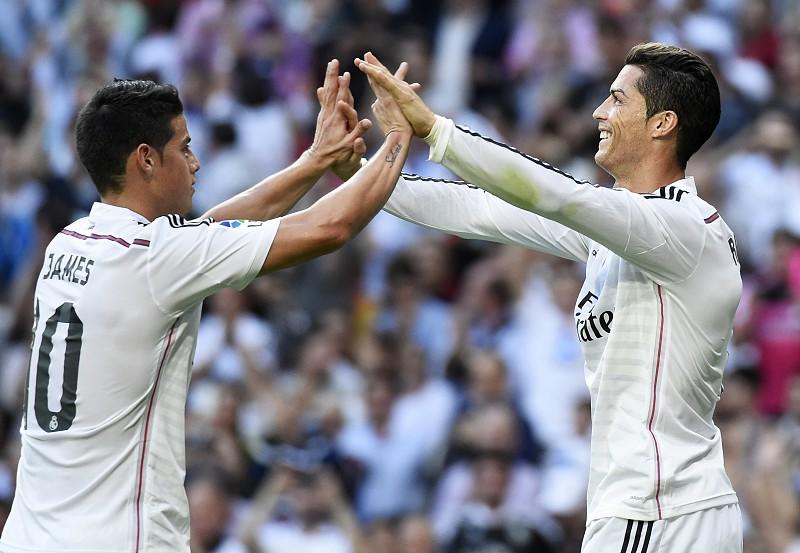 Lothar Matthäus revela que Cristiano Ronaldo quer James Rodríguez na Juventus