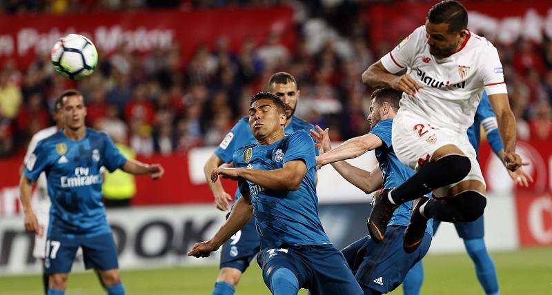 Real Madrid sem Ronaldo cai por 3-2 no terreno do Sevilha - La Liga ... 65acf99a91308