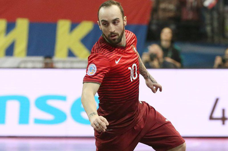 4191fff322 UEFA Futsal EURO 2016 • epa05147052 Ricardinho of Portugal in action during  the UEFA Futsal European Championships Group A match between Portugal and  Serbia ...