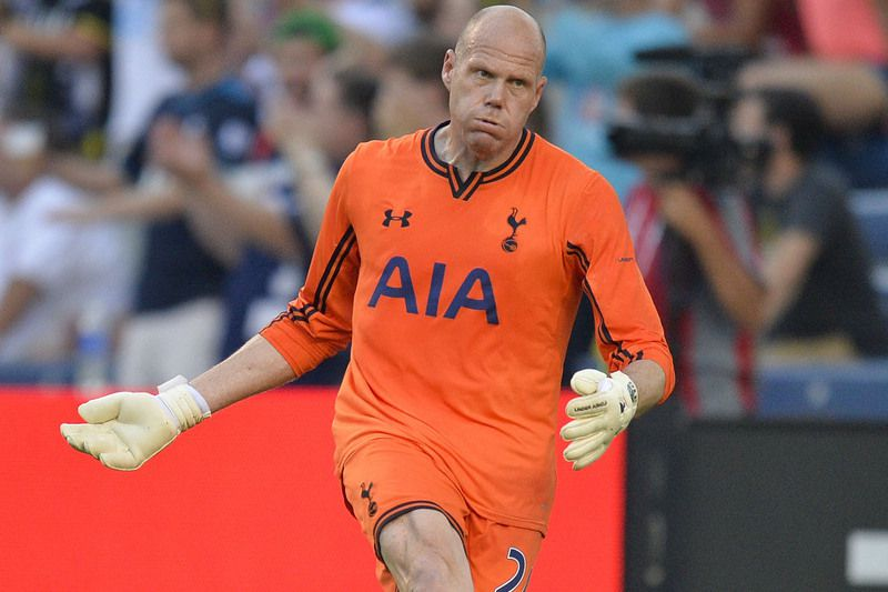 Brad Friedel • BRIAN KERSEY / GETTY IMAGES NORTH AMERICA / AFP