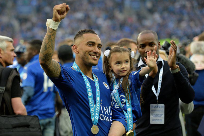 Danny Simpson • PETER POWELL / EPA