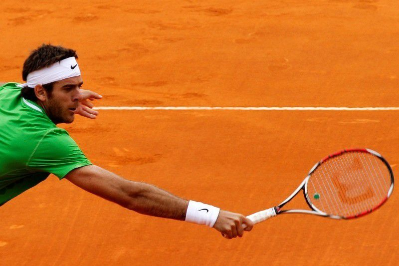 Del Potro - Estoril Open • @Lusa