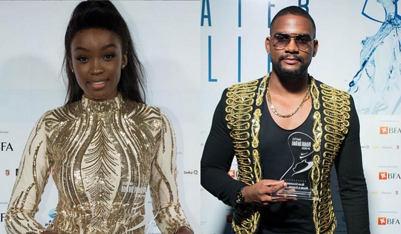 Zimbo lidera nas premiações de TV no Moda Luanda 2019