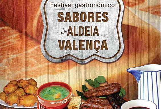 Resultado de imagem para festival gastronómico valença sabores da aldeia 2018