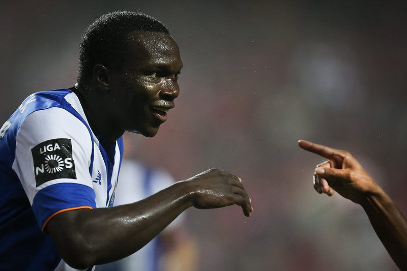 Vincent Aboubakar • MARIO CRUZ / EPA