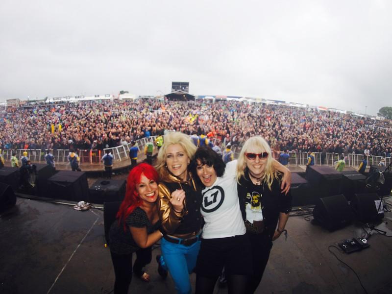 Diário do IndieLisboa: mulheres armadas de guitarra e atitude, rock, poder