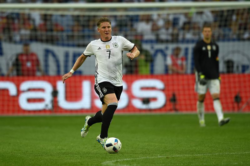 Bastian Schweinsteiger • Bastian Schweinsteiger  • AFP or licensors