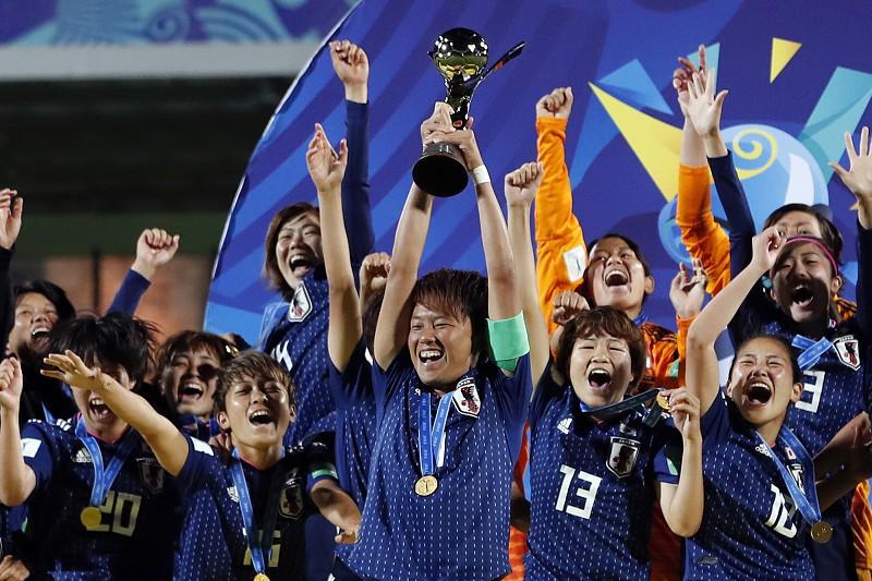 Japão vence Campeonato do Mundo de futebol feminino sub-20 - Futebol ... edf6a25a2df60