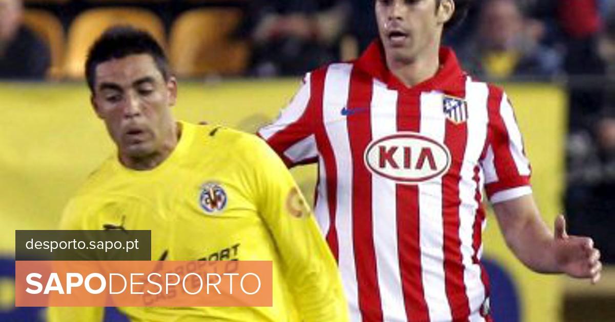 82534107593fc Villareal afunda Atlético de Madrid - La Liga - SAPO Desporto