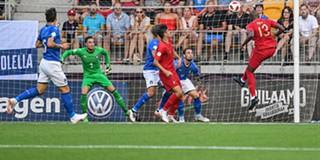 Futebol  Portugal reedita final do Europeu de sub-19 frente à Itália em dois 64e2f0482b2d5