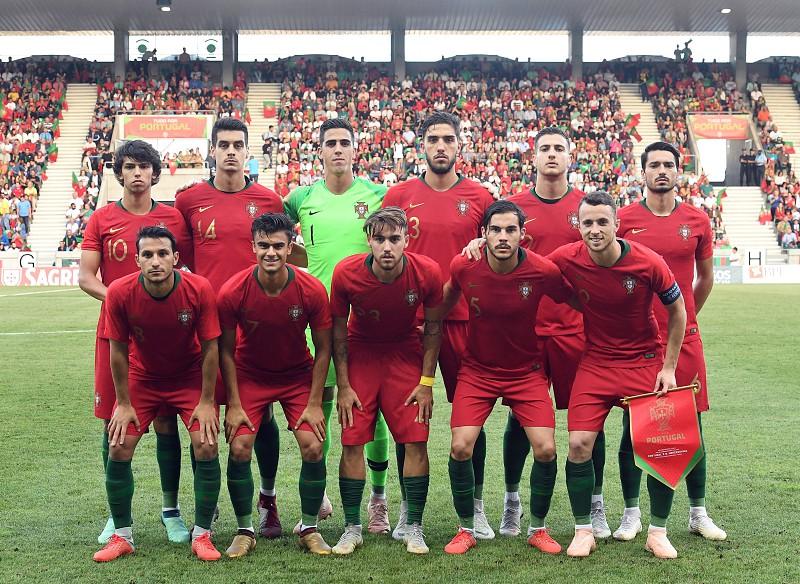 Europeu sub-21  Portugal tenta terceira presença seguida 9d9b19f511069