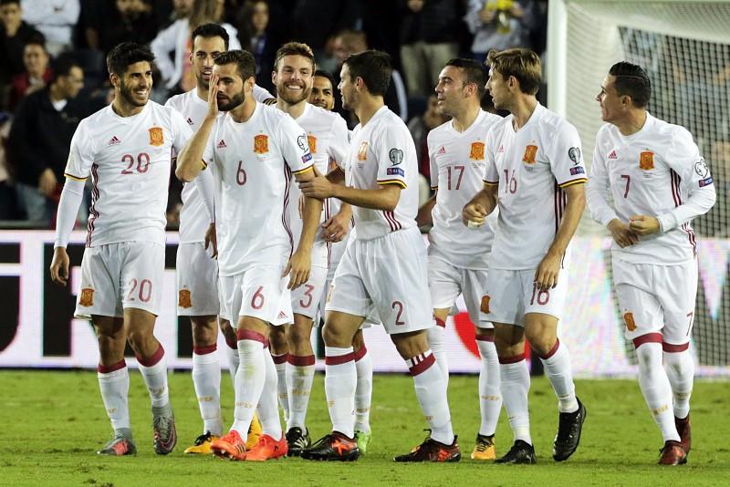 ce3b99e63fbda Espanha de Lopetegui tem a maior média goleadora da história ...