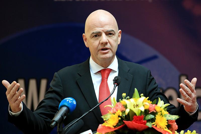 """Presidente da FIFA considera que Guiné-Bissau """"é hoje capital mundial do futebol"""""""