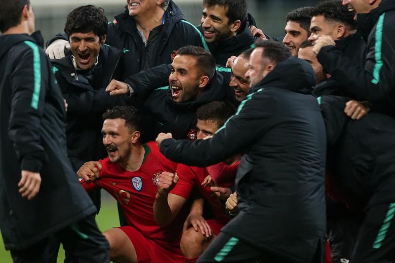 f731df0db4 Liga das Nações  Portugal foi única seleção sem derrotas na Liga A ...