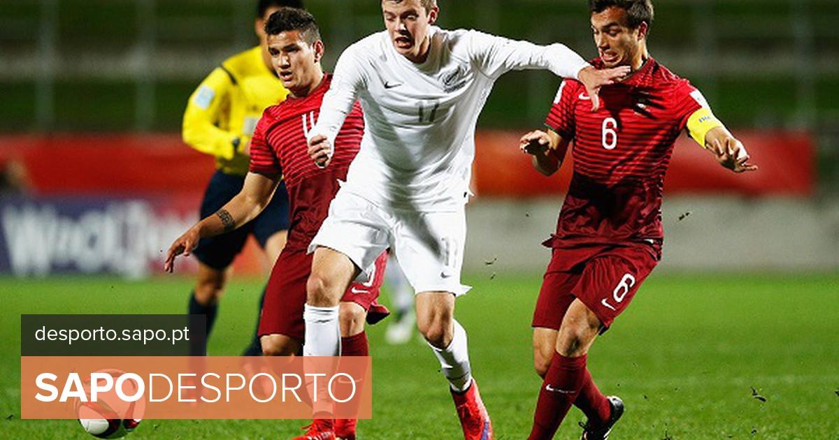 d61b9e0c9e Raphael Guzzo sente-se um privilegiado por representar os sub-21 - EURO Sub  21 - SAPO Desporto