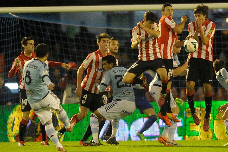 13f093394d Athletic Bilbau empata sem golos em casa do Celta - La Liga - SAPO ...