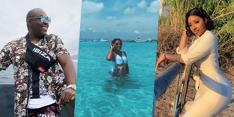 Férias na Europa: Famosos angolanos desfrutam do melhor do Verão