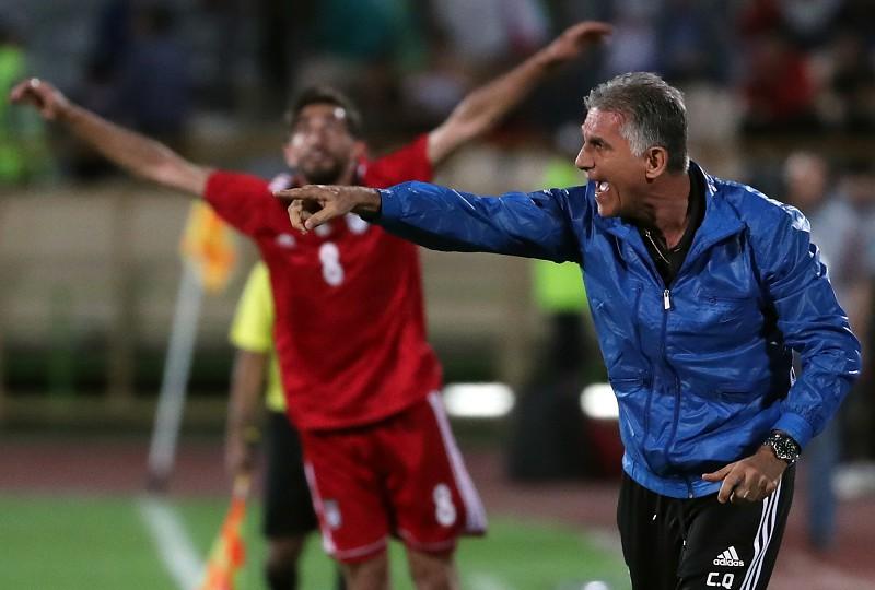 Mundial2018: Jogadores do Irão sem chuteiras, mas unidos. Carlos Queiroz exige pedido de desculpas da Nike
