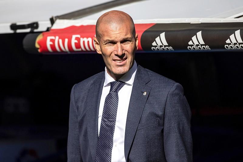 Zidane comenta rumores sobre Neymar e Pogba e reforça o lugar de James na equipa