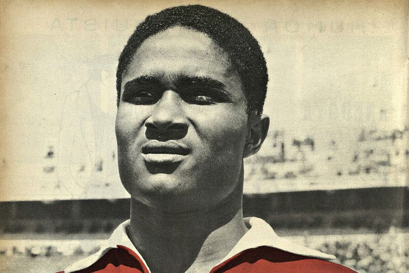 Estreia emotiva do musical sobre Eusébio