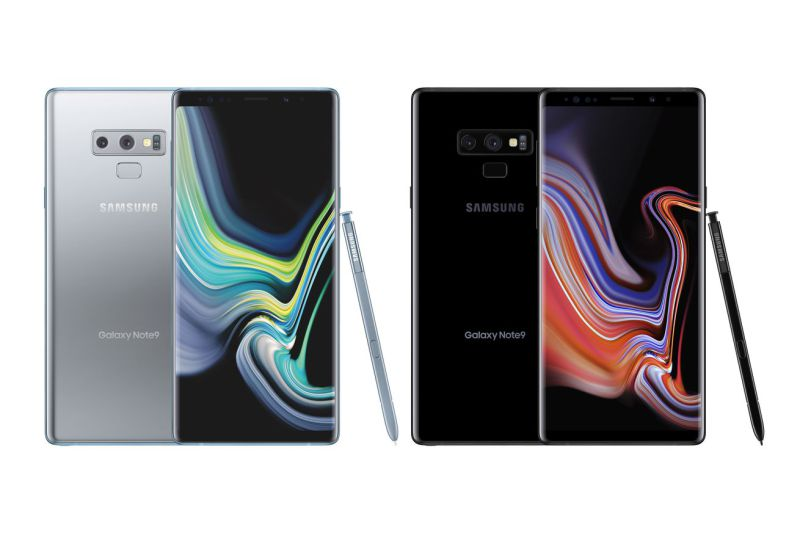 5912d7173 Samsung Galaxy Note 9 disponível em duas novas cores - Equipamentos ...