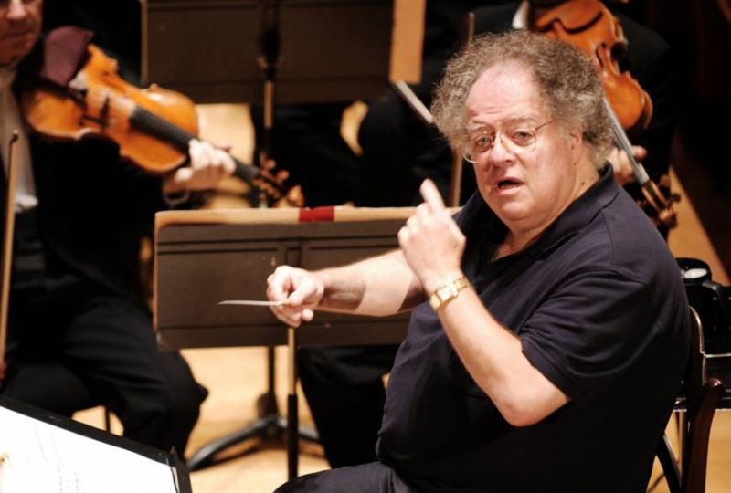 Chefe da Orquestra norte-americana James Levine acusado de agressão sexual