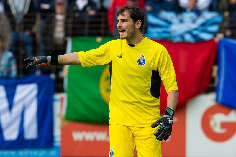 Iker Casillas • Guido Kirchner / EPA