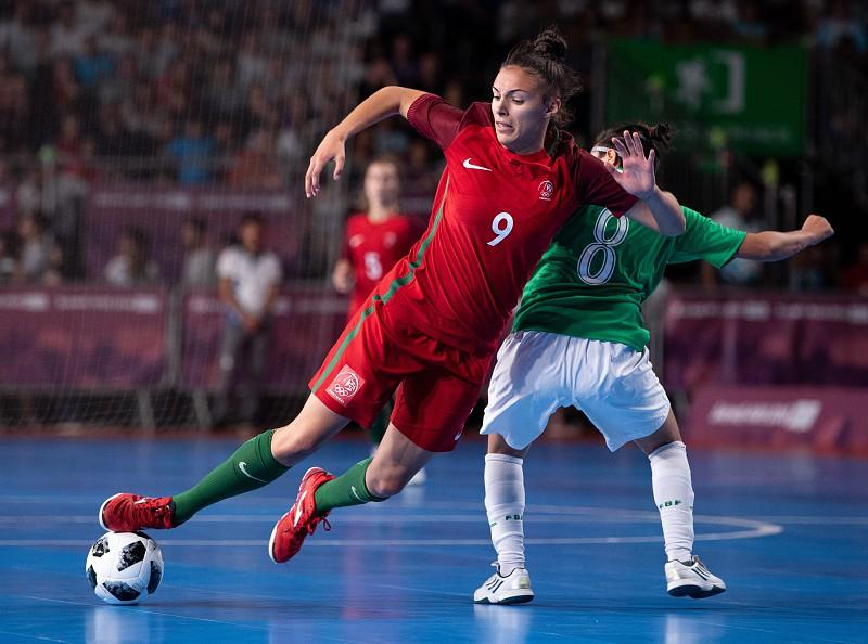 """COI elege portuguesa Fifó como uma das estrelas dos Jogos da Juventude. """" c84eda4aba5df"""