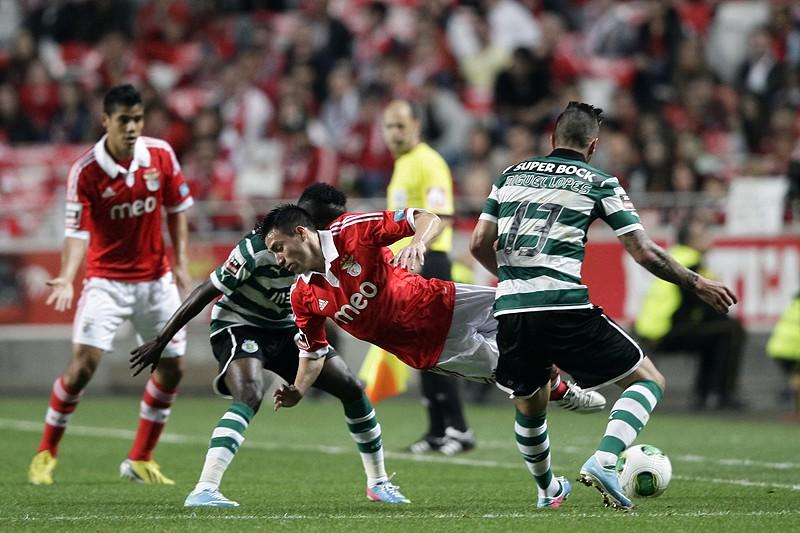 b0cfd43965 Sporting reclama na FPF da arbitragem de João Capela - I Liga - SAPO ...