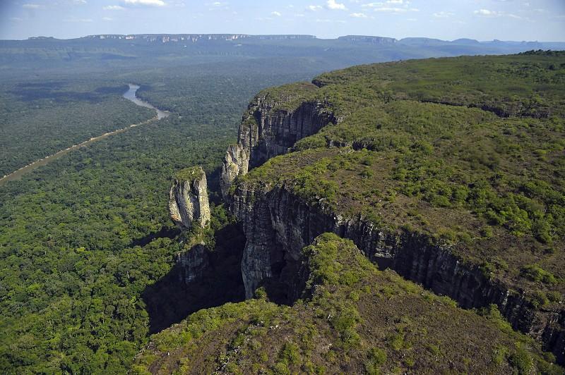 Brasil investe 20 milhões na Amazónia em reforço da administração ecológica