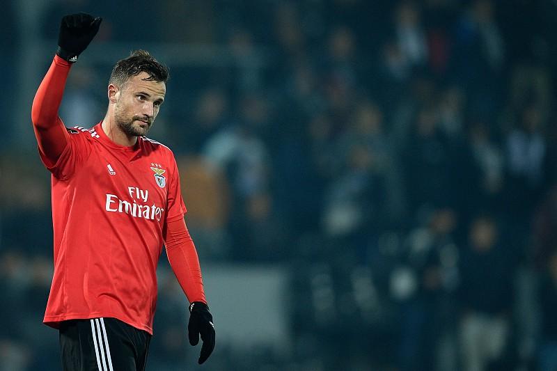 V. Guimarães 0-1 Benfica  Seferovic foi a prova viva da eficácia encarnada 8764960211a05