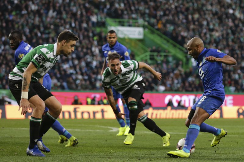 VÍDEO: O resumo do Sporting 0-0 FC Porto