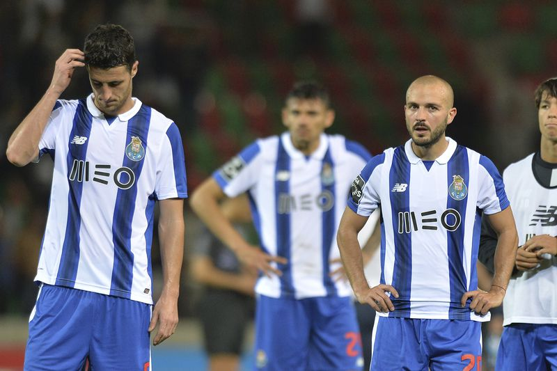 FC Porto • AFP or licensors