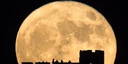 f05611e9a Primeiro dia de 2018 tem a maior Super Lua do ano - Site do dia ...