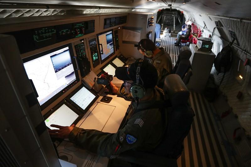 Força Aérea testa sensores que podem ajudar no combate a incêndios - SAPO 24