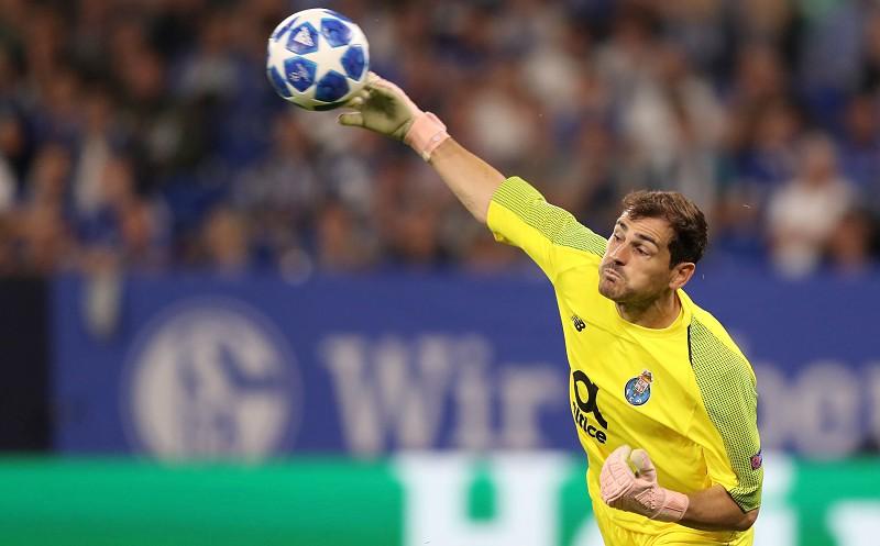 eb634b8d75 Iker Casillas quer voltar a vestir a camisola da seleção espanhola ...